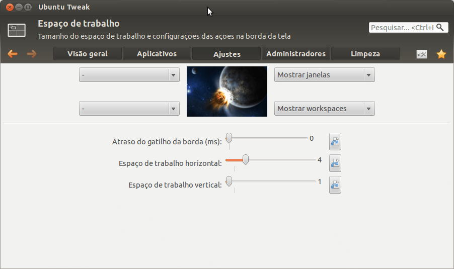 Ubuntu Tweak2
