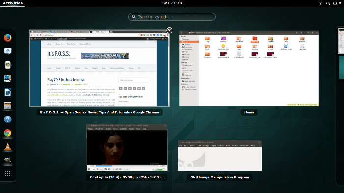 Windows_Spread_Linux_Gnome