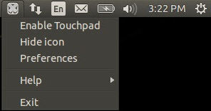 indicator-touchpad