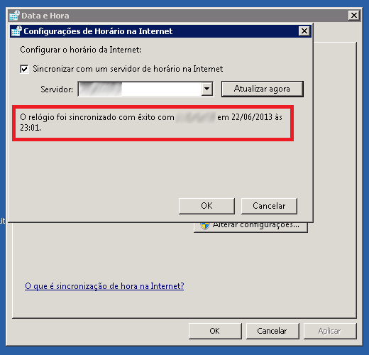 hora Windows