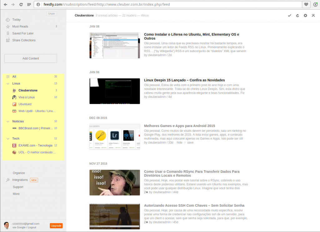 feedly online 5